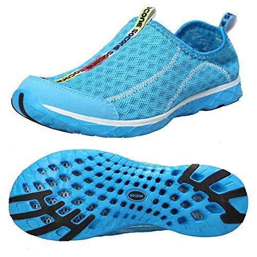 e663f383ef26 12% OFF on Zhuanglin Women s Quick Drying Aqua Water Shoes on Amazon ...