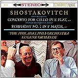 Schostakowitsch: Cellokonzert op.107 / Sinfonie Nr. 1 op.10