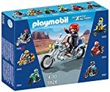 Playmobil Coleccionables - Moto Chopper, playset (5526)