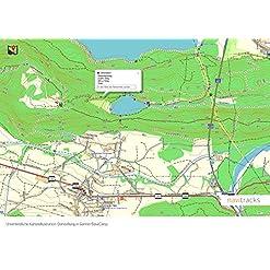 Germania carta Garmin Topo su 8GB microSD. topogra pesci GPS tempo libero carta per bicicletta da trekking, escursioni trekking Geocaching e Outdoor. Garmin Camper COLORADO Dezl Cam Edge Dakota eTrex GPSMAP Oregon Montana Monterra Rino nüvi Street Pilot zuemo dispositivi di navigazione, PC e Mac