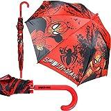 Regenschirm Automatik Spiderman Ø90cm