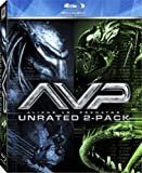 Alien Vs Predator 1 & 2 [USA] [Blu-ray]