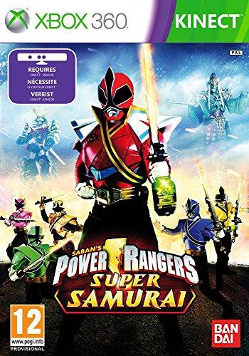 power rangers super samurai (kinect) [edizione: regno unito]