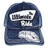 Brisa buca01 Cap VW Combi The Ultimate Ride, Jean Blau