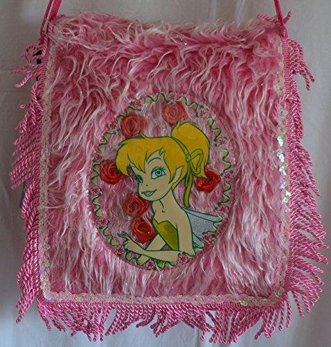 Disney Tasche Tinkerbell Tinker Bell Schultertasche Mädchen Fairies Fee passend für A4