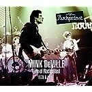 Mink DeVille - Live at Rockpalast 1978 & 1981  (+ 2 CDs) [3 DVDs]