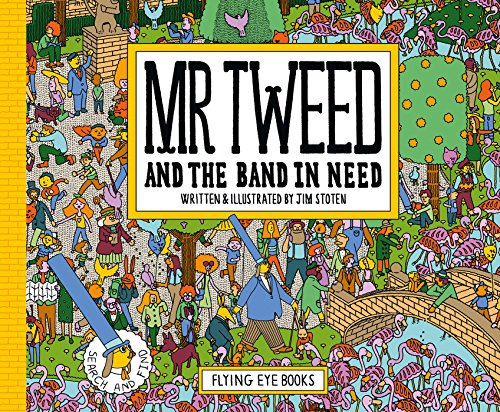 Mr. Tweed And The Band In Need - Tweed-band