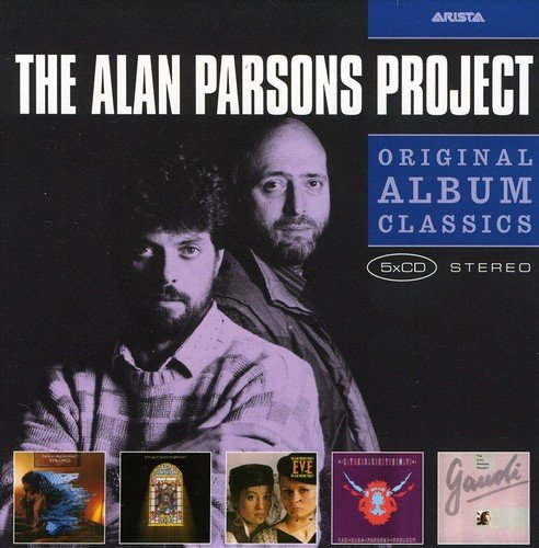 Original Album Classics (Alan Parsons Project Box-set)