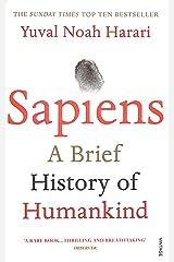Sapiens: A Brief History of Humankind Taschenbuch