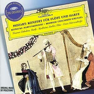 Mozart - Concerto pour flûte et harpe ( Coll. The Originals )
