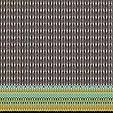 Soimoi Weiß Seide Stoff Ikat Platte gedruckt Craft Fabric