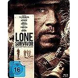 Lone Survivor (Steelbook) [Blu-ray]