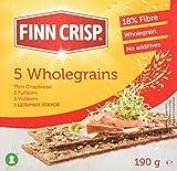 Finn Crisp Biscote Pan Plus - 190 gr - [Pack de 9]