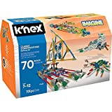K'Nex Imagine 70 Model Building Set For Ages 7+, Engineering Education Toy, 705 Pieces