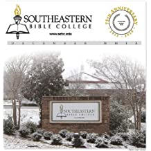 Southeastern Bible College Winter 2009 Newsletter (English Edition)