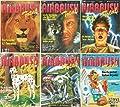 AIRBRUSH TOTAL - Das Magazin für die Spritzpistole - 6. Jahrgang (1996 - 6 Hefte 1/96 2/96, 3/96, 4/96, 5/96, 6/96) Schritt-für-Schritt von HCM-Verlags GmbH auf TapetenShop