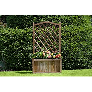 Anchorfast Melrose Planter with Trellis - !!! SALE !!!