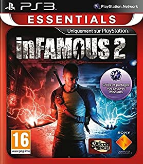 Infamous 2 - essentials (B009Z7FNL0) | Amazon price tracker / tracking, Amazon price history charts, Amazon price watches, Amazon price drop alerts