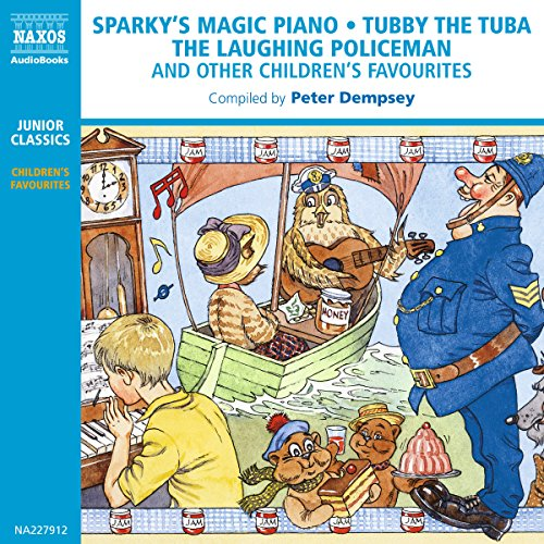 Sparky's Magic Piano  Audiolibri