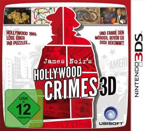James Noir's Hollywood Crimes 3D (Bond James 3ds)