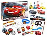 Image of Craze 57361 Disney Cars 57361-Adventskalender Pixar 3, Mehrfarbig