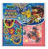 Pokémon Origami Lot de papier Xy Monstres de poche avec stickers...