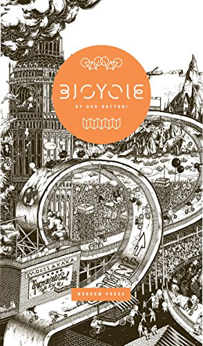 Bicycle (Nobrow Leporello) por Ugo Gattoni