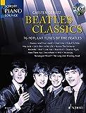 Beatles classics +CD : 16 arrangements par Gerlitz Carsten --- Piano