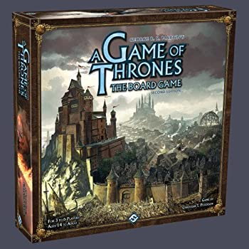Fantasy Flight Games A Game of Thrones the Board Game (2nd Edition)