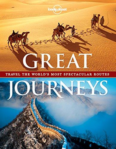 Great Journeys par LONELY PLANET