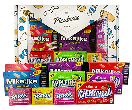 Picaboxx American Mixed Sweets S...