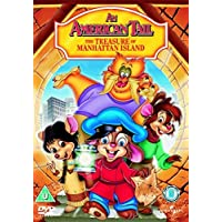 An American Tail 3 - The Treasure Of Manhattan Island [DVD] by Dom DeLuise