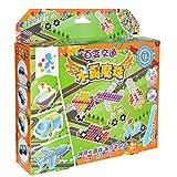 YunYoud-Spielzeug Wasserperlen Kit Puzzle Wasserzauber Aqua Perlen Spray Mist Bean Lernspielzeug ökologisches Spielzeug spielwerkzeug für Kinder Spielzeug
