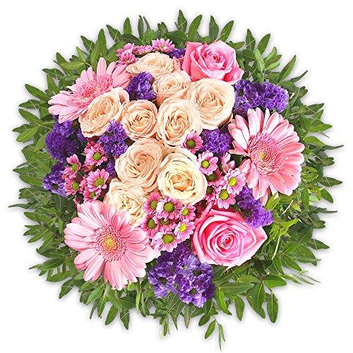 MIFLORA Blumenstrauß  Glücksmomente | Entworfen von der Europameisterin