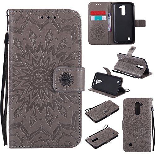 for-lg-k10-case-graycozy-hut-wallet-case-magnetic-flip-book-style-cover-case-high-quality-classic-ne