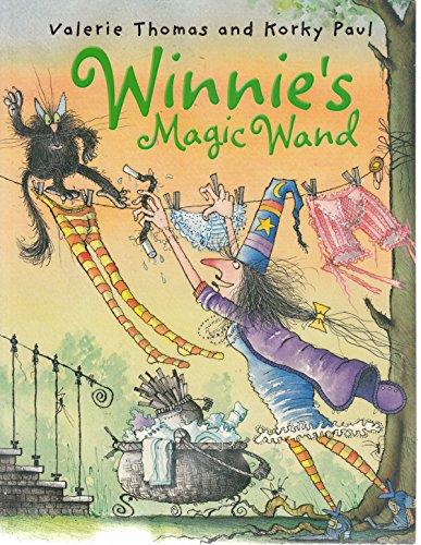 Winnie - Unabridged Edition (Nicht adaptiert): Winnie's Magic Wand: Storybook (New Edition) Univ Wand