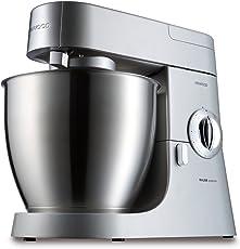 Kenwood KMM770, Robot da cucina Major Premier 6,7 L, Argento