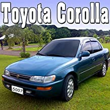 Toyota Corolla, Internal Perspective: Windshield Wipers Wipe Once & Stop