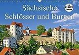 Sächsische Schlösser und Burgen (Wandkalender 2018 DIN A3 quer): Dieser Kalender zeigt einige der schönsten Burgen und Schlösser in Sachsen. ... Orte) [Kalender] [Apr 01, 2017] LianeM, k.A.