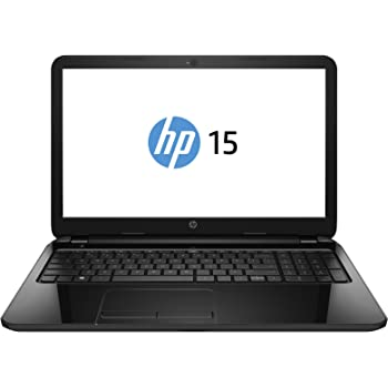 HP 15-R074TU 15.6-inch Laptop (Core i3 4005U/4GB/1TB/DOS/Intel HD Graphics 4000/with Laptop Bag), Black