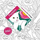 PUPPIES : 100 COLORIAGES by CATHY DELANSSAY