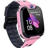 Smartwatch Telefono per Bambini con Lettore Musicale 1GB SD Card Multifunzionale Orologio Intelligente con Giochi SOS Calcola