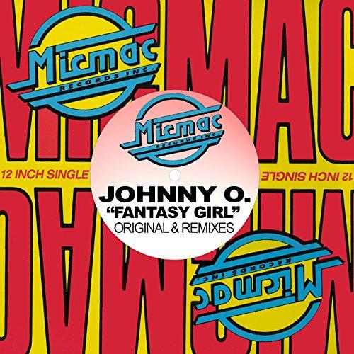 Fantasy Girl (Mickey Garcia and Elvin Molina Club Version)