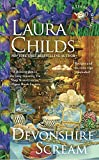Devonshire Scream: A Tea Shop Mystery by Laura Childs front cover
