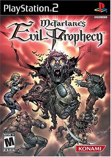 Image of McFarlane Evil Prophecy (PS2)