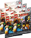 LEGO Minifigures (71019) - The Ninjago Movie - Display und Tüten (5 Tüten)