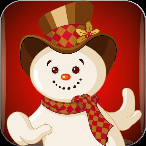 Pupazzo di neve e Babbo Natale per i bambini - divertente ed educativo di apprendimento (Babbo Neve Natale)