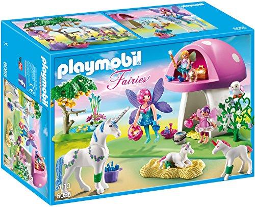 Playmobil 6055 - Feenwäldchen mit - Lego Einhorn