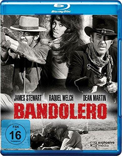 Bild von Bandolero [Blu-ray]