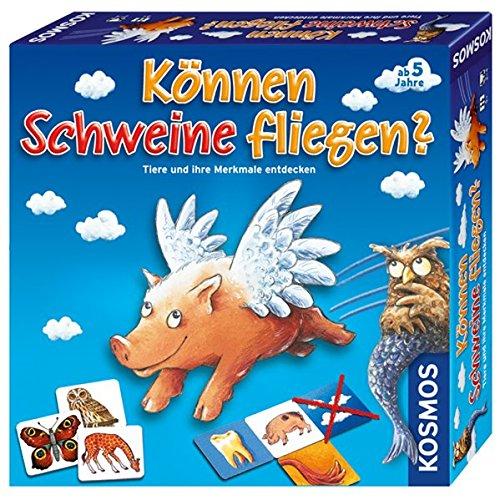 Preisvergleich Produktbild Kosmos 680237 Können Schweine fliegen